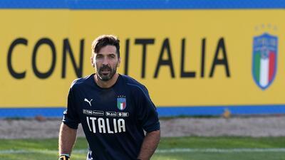 Buffon confesó que una fuerte depresión hizo peligrar su carrera
