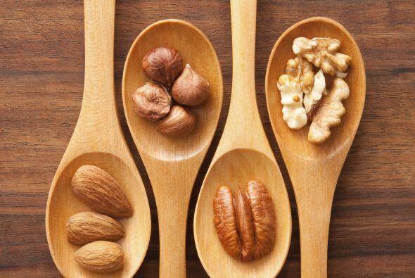 Además, son los ingredientes principales de postres y dulces de todo tipo.