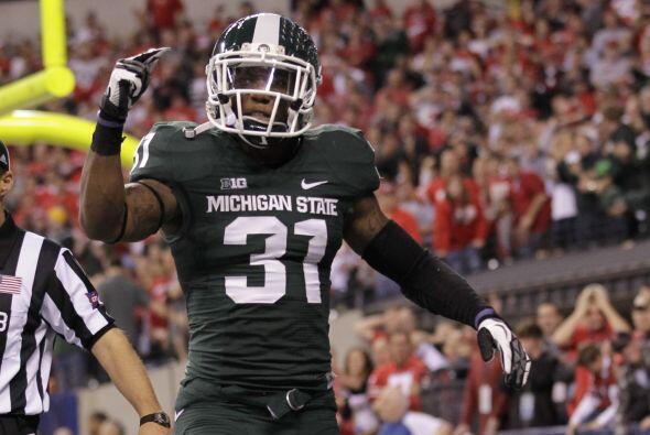 19. Darqueze Dennard, CB, Michigan State (AP-NFL).