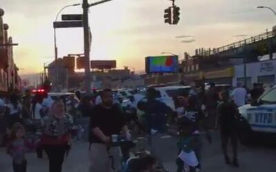 Falsa alerta de tiroteo provocó pánico en Luna Park, Brooklyn