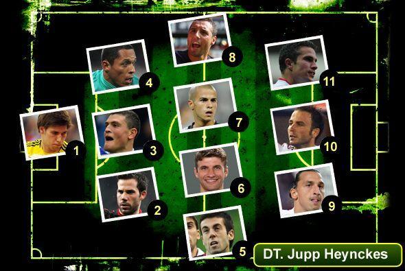 Te presentamos el Once ideal del fútbol de Europa, con los mejores futbo...