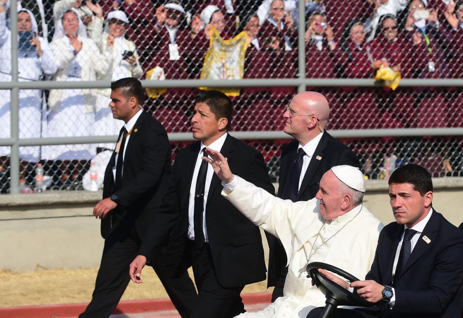 Papa en Michoacán