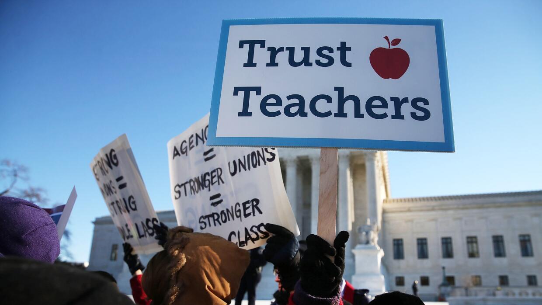Hector Sanchez: Nuevo ataque contra familias trabajadoras Trust-Teachers...