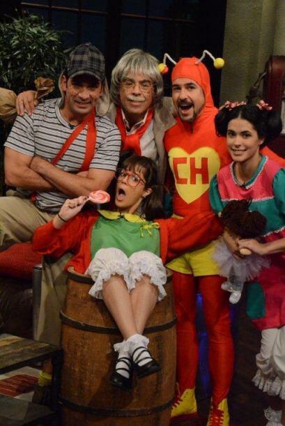 Noche de Perros tuvo un programa especial dedicado a los personajes de R...