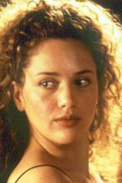 La actriz que la reemplazó se llamaba Christianne Gout. ¿Recordabas este...