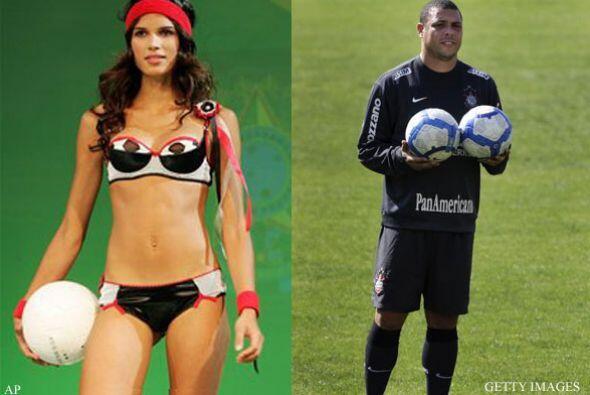 RAICA OLIVEIRA Y RONALDO: Esta relación entre el futbolista brasileño y...