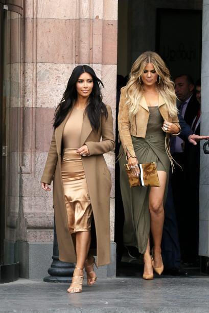 El clan Kardashian ya se encuentra en Armenia.