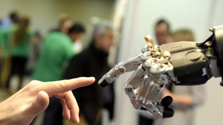 Los robots se parecen cada vez más a las personas.