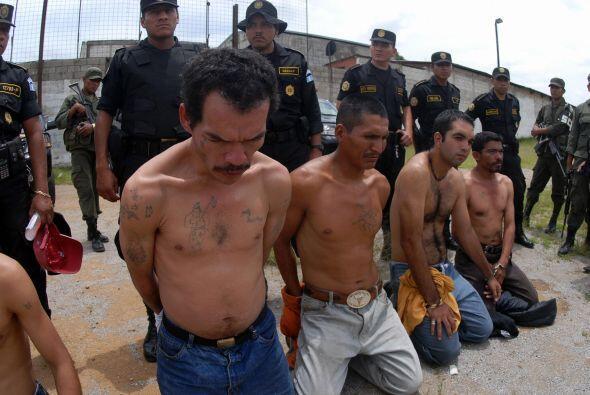 Si son detenidos y ellos revelan cosas de los pandilleros, es asesinado...