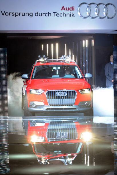 La Audi Q3 Vail fue nombrada así en honor al famoso centro deportivo de...