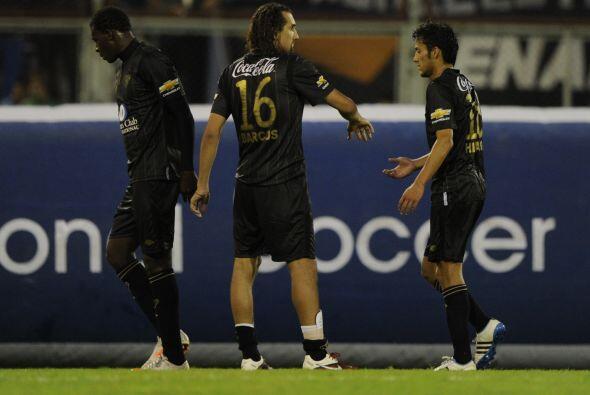 Otro que viene en bajada es Liga de Quito. Perdió ante Emelec en el cert...