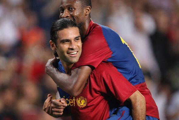 Durante los siete años que estuvo que Márquez vistió la camiseta del Bar...
