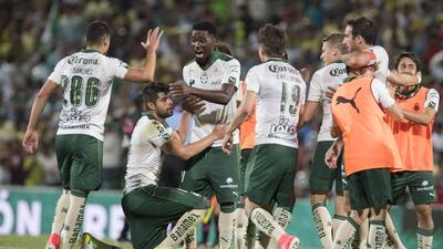 Santos se lleva una infartante victoria ante el América