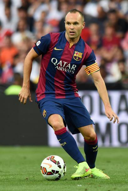 El Barcelona no se queda atrás en lo absoluto pues cuenta con uno...