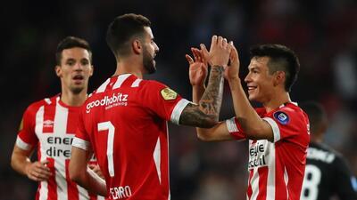 'Chucky' y PSV ya conocen rival para playoffs de Champions