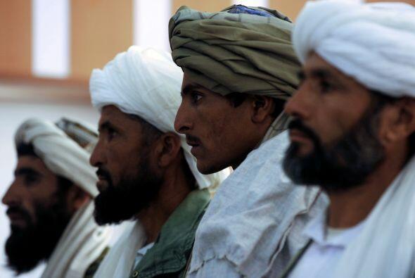 Adnan Rashid, un exmiembro de las Fuerzas Aéreas paquistaníes, es un con...