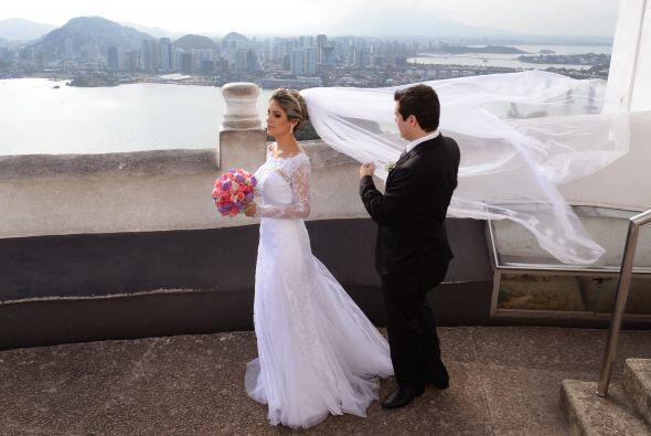 Si te vas a casar y quieres congelar el momento de una forma única, toma...