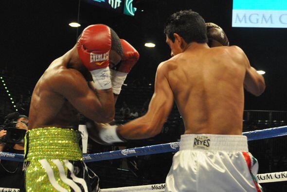 Juan Sandoval se recuperó  y tuvo buenos momentos, aunque en el total de...