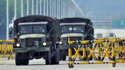 Podría ser el fin de la tensión entre las dos Coreas.