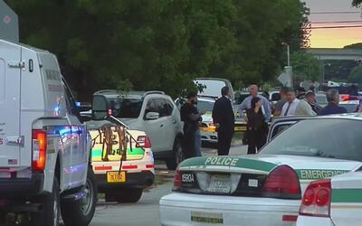 Balacera al noroeste de Miami-Dade deja un muerto y dos personas heridas