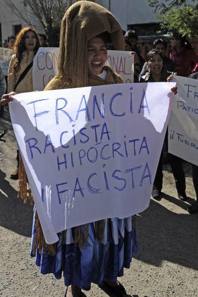 Según la cancillería boliviana, las cuatro naciones tomaron esa decisión...