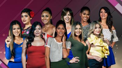 Estas son las 10 chicas que se disputarán la corona de Nuestra Belleza Latina