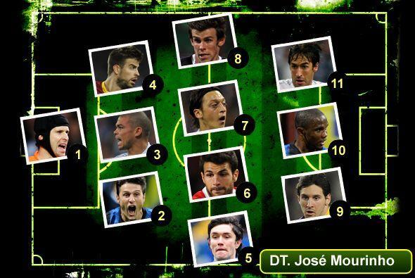 Esta semana, te traemos a los 11 futbolistas que marcaron diferencia en...