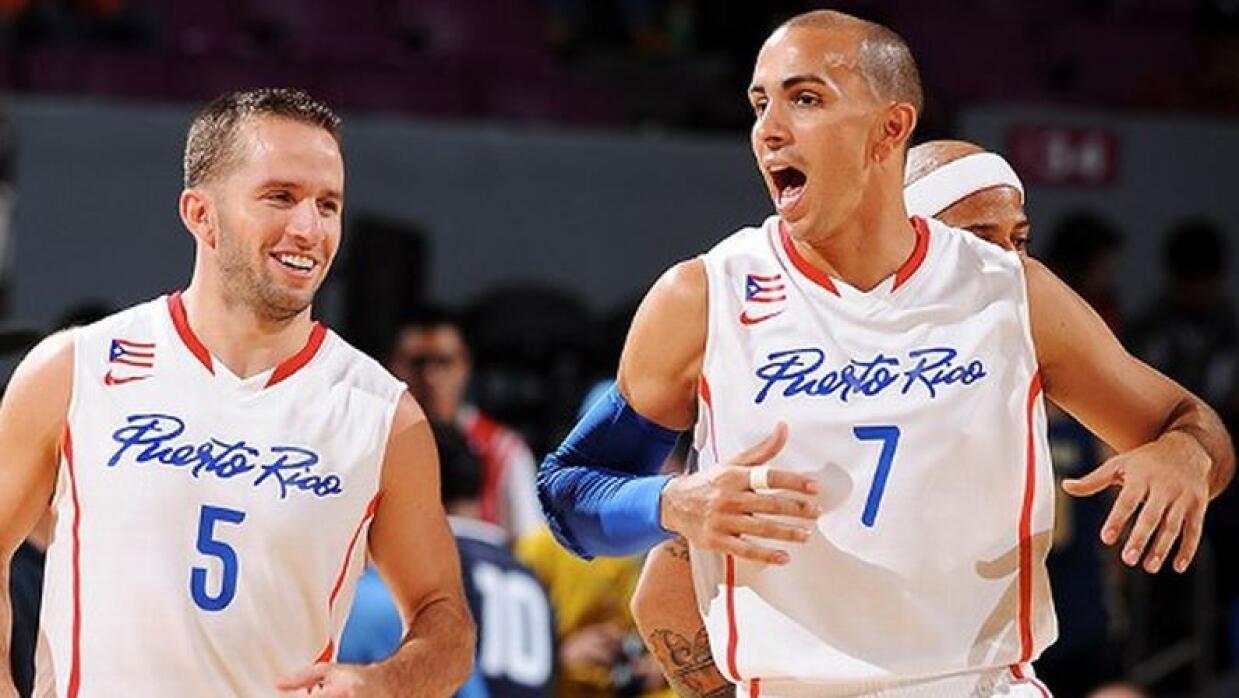 JJ Barea y Carlos Arroyo