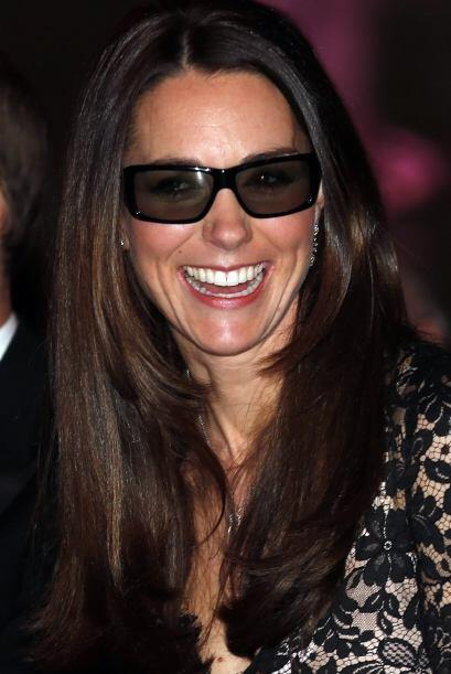Kate Middleton es una mujer que siempre sabe divertirse.