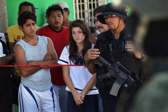 Este repunte de crímenes contra mujeres en Acapulco coincide con el últi...