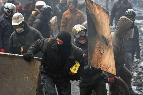 El 17 de febrero Rusia ofreció reanudar los pagos del plan de res...