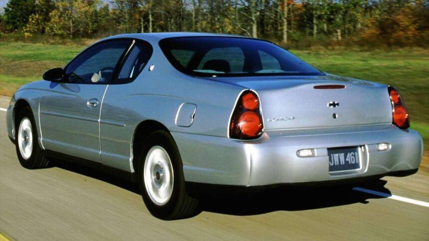 Los 15 carros más horrorosos de todos los tiempos 4.Chevrolet-Monte_Carl...
