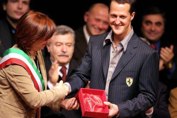 A diferencia del prototipo normal de los alemanes, Schumacher siempre ha...
