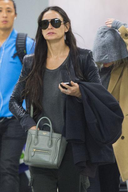 Esta es la forma en que Demi muestra su apoyo a su hija Tallulah, quien...