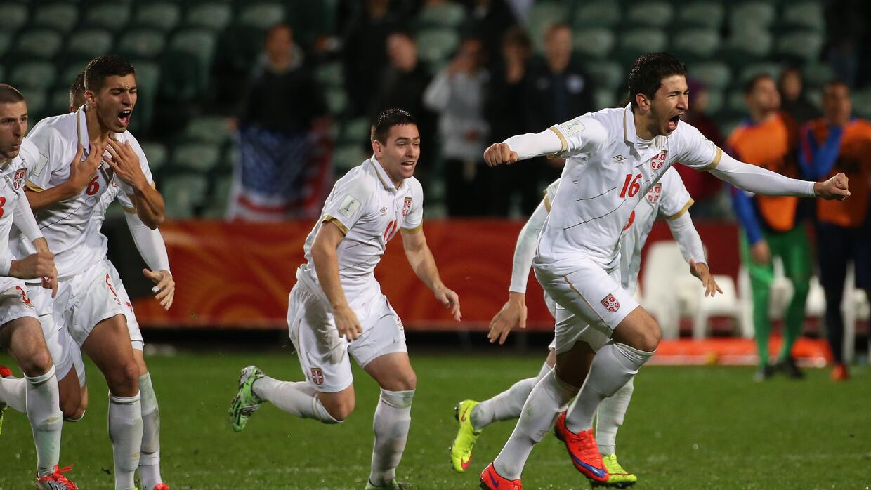 Serbia eliminó a Estados Unidos en el Mundial Sub 20 GettyImages-4770844...