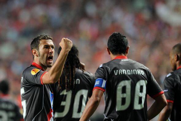 Vanderson de Almeida los devolvió al partido al marcar el empate provisi...