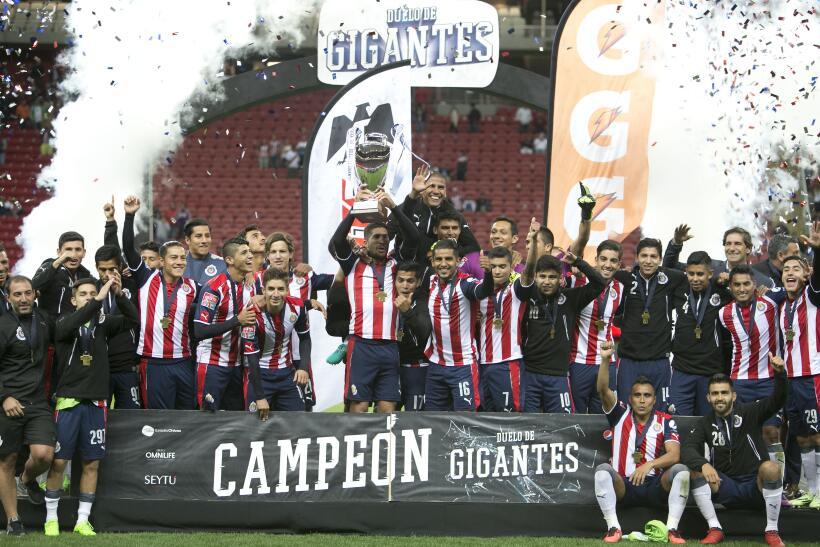 Cuidado: estos son los 11 villanos de la jornada 5 de la Liga MX GettyIm...