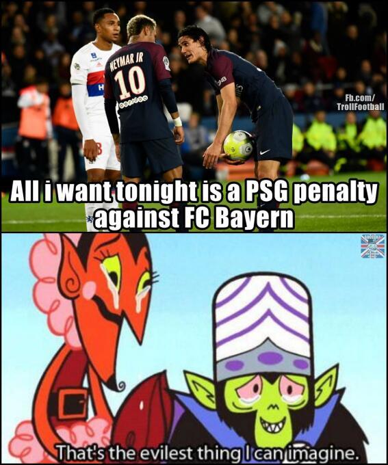 El PSG no tuvo piedad con el Bayern y los memes tampoco dkwastixuaaj-1qj...