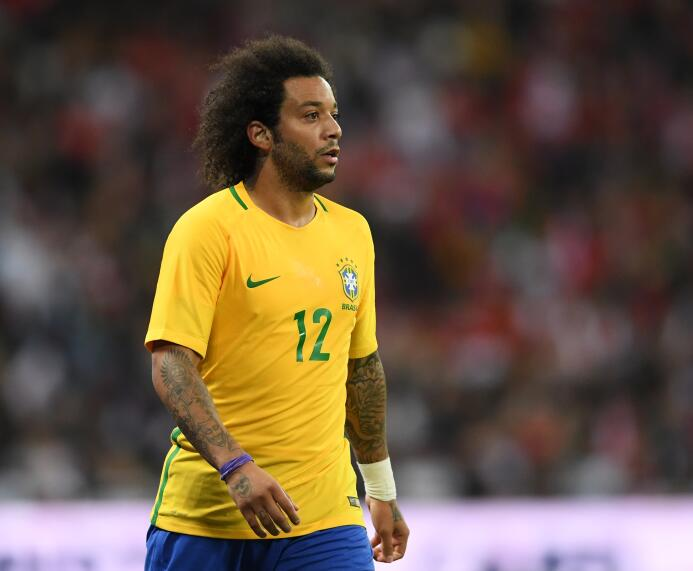 Marcelo - Brazil (Real Madrid)
