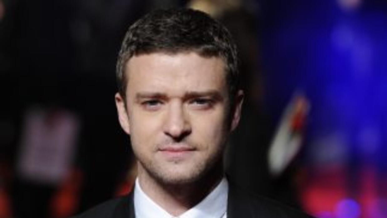 Justin Timberlake está abrumado por la constante presencia de la prensa...