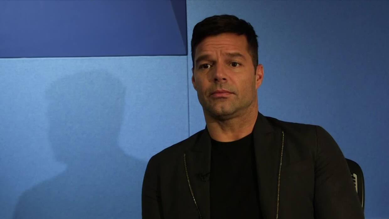 Ricky Martin quiere que la pases bien en Premio Lo Nuestro