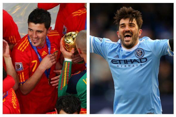 El goleador histórico de la selección española se apuntó entre los campe...
