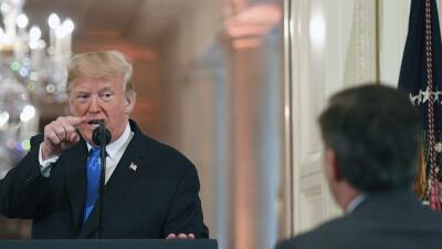 Inmigración y prensa en el juego de ajedrez político presidencial