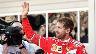Sebastian Vettel ganó en Gran Bretaña y salió más líder de Silverstone; 'Checo' Pérez quedó undécimo