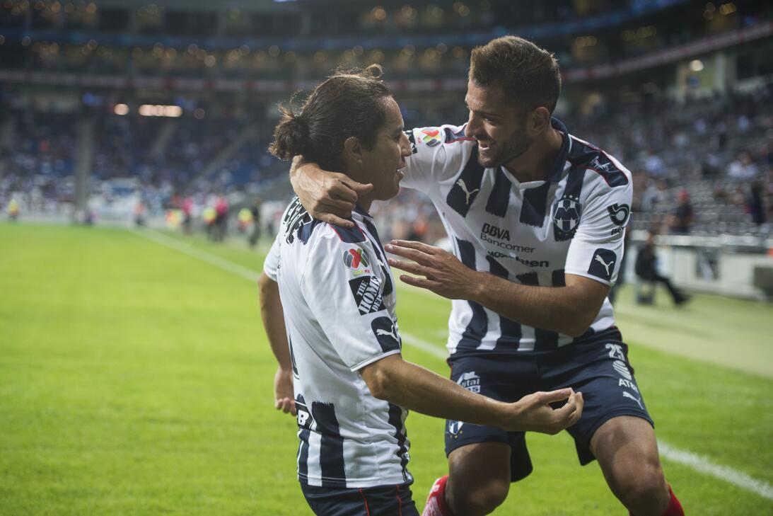 La Liga MX pagó más de 38 millones de dólares en refuerzos suramericanos...