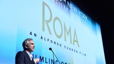 'Roma,' and a childhood recaptured