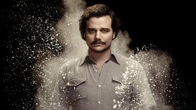 Wagner Moura es Pablo Escobar