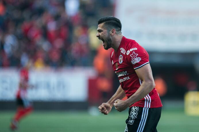 Henry Martin sería objetivo de Chivas para reforzar su ataque de cara a...