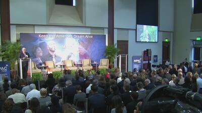 Soluciones para dreamers, la discusión en el foro sobre inmigrantes en la Universidad de Miami