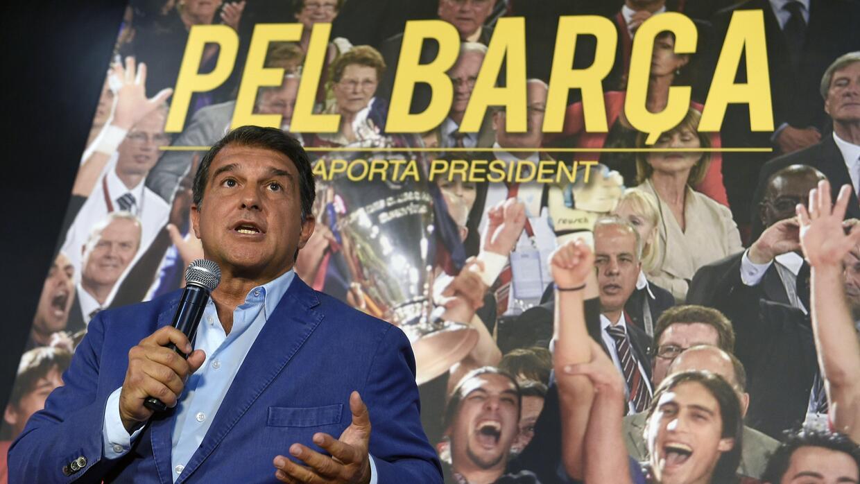 El ex presidente blaugrana arremetió contra Bartomeu por corrupción